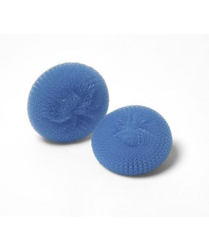 Spugna Plastik 25 Blu Pz10 - Arix