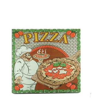 Astucci Pizza 33x33x3,5 da Pezzi 100