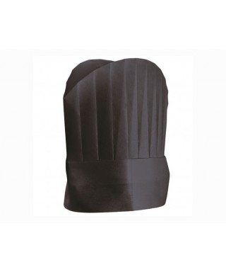 Cappello Grand Chef Nero in Carta, 20 Pezzi
