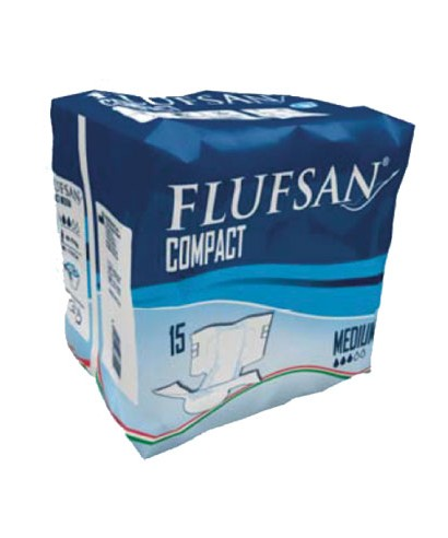 CELMAX FLUFSAN COMPACT PANNALONE ADULTO MEDIUM PZ.15