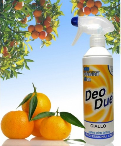 Deo Due Giallo ml.500x6 pz