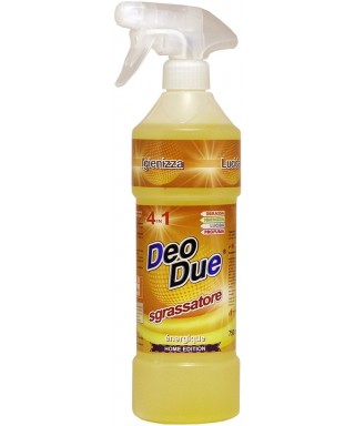 Deo Due Sgrassatore spray 750ml