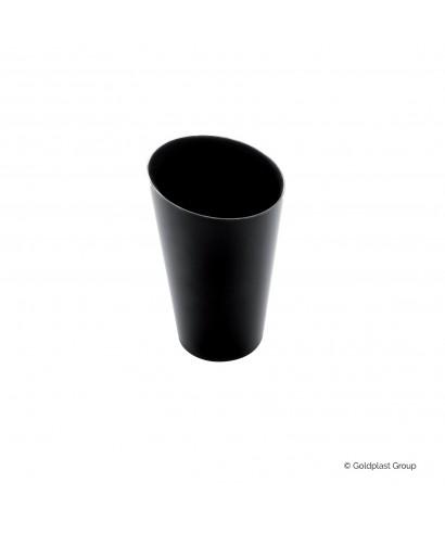 Bicchierino Conico alto Nero pz.25 - Gold Plast
