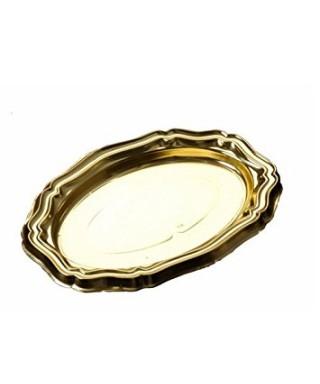 GOLD PLAST VASSOIO ORO 114X80 PZ.50