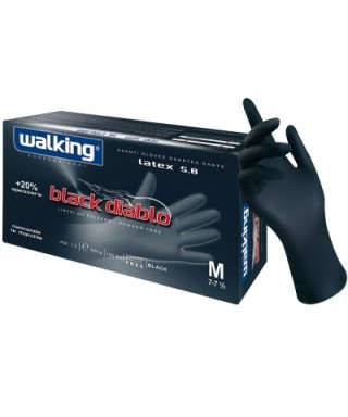 Guanti Black Diablo Mis. S Pz.100 - Walking