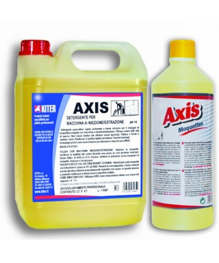 Detergente Axis tappeti e moquettes lt.1 - Kiter