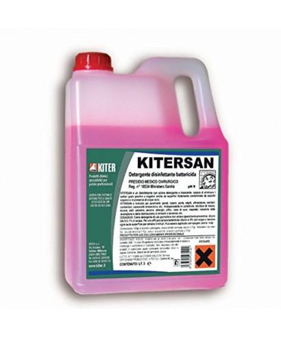 Detergente pavimenti disinfettante Kitersan lt.3 - Kiter