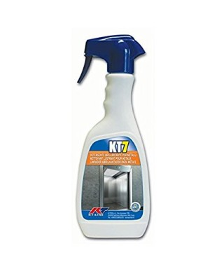 Detergente KT 7 brillantante metalli ml.500 - Kiter