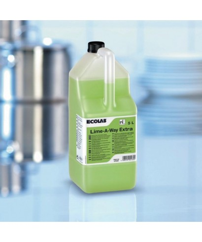 Disincrostante Lime a Way Extra lt.5 - Ecolab