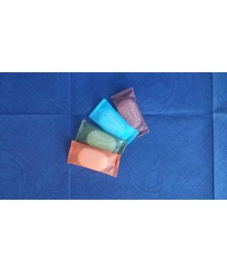 Saponetta Flow pack Azzurra pz.100 - Elegance