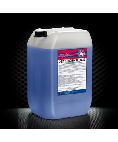 Shampoo Brillantante Pre-cera N 20 kg.25 - Synt