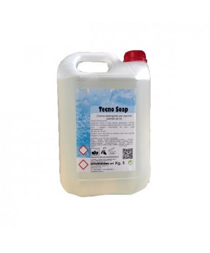 Detergente Mani Tecno Soap kg5 - Effemigiene