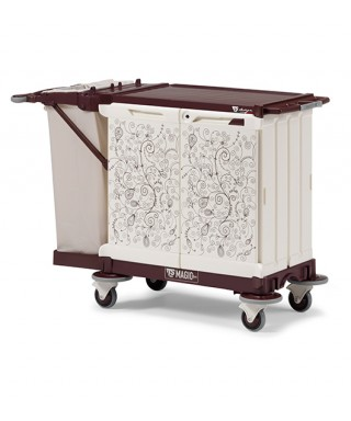 Carrello porta biancheria Magic Art Anthea 212R-02 - tts