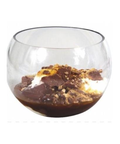 Coppetta medium Sfera trasparente 130 ml pz.5 - Dampe