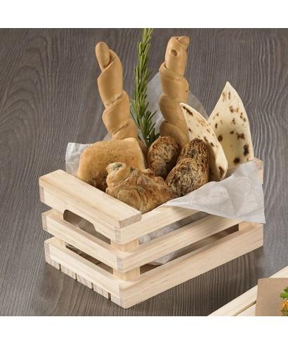 Cassetta Fruit in legno 25x17x10 - Leone