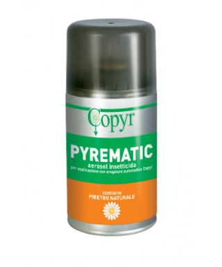 Copyr Bombola Pyrematic 24x250ml