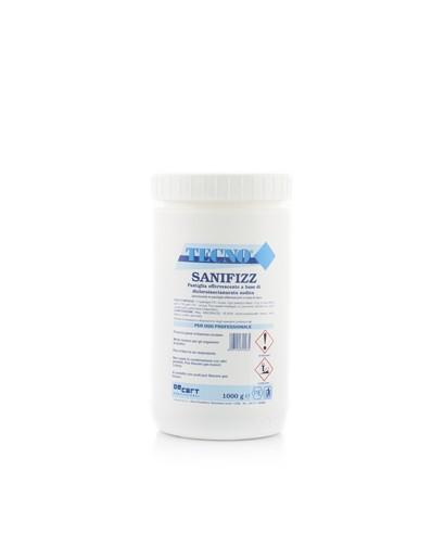 Pastiglie candeggina Tecno Sanifizz 1 kg