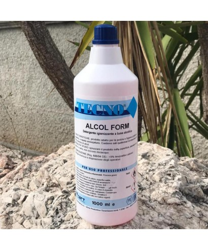 Alcol 70% Tecno Form 1 litro