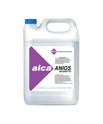 Detergente pavimenti Anios Mughetto 5 litri