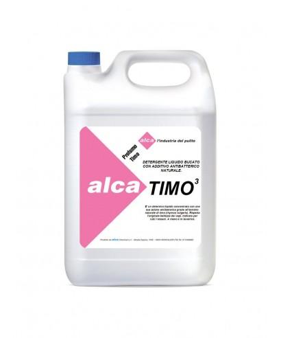 Detergente liquido bucato con additivo antibatterico Timo 5 kg