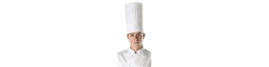 Cuffie e Cappelli Cuoco